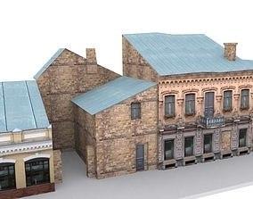 Kiev street 3D model