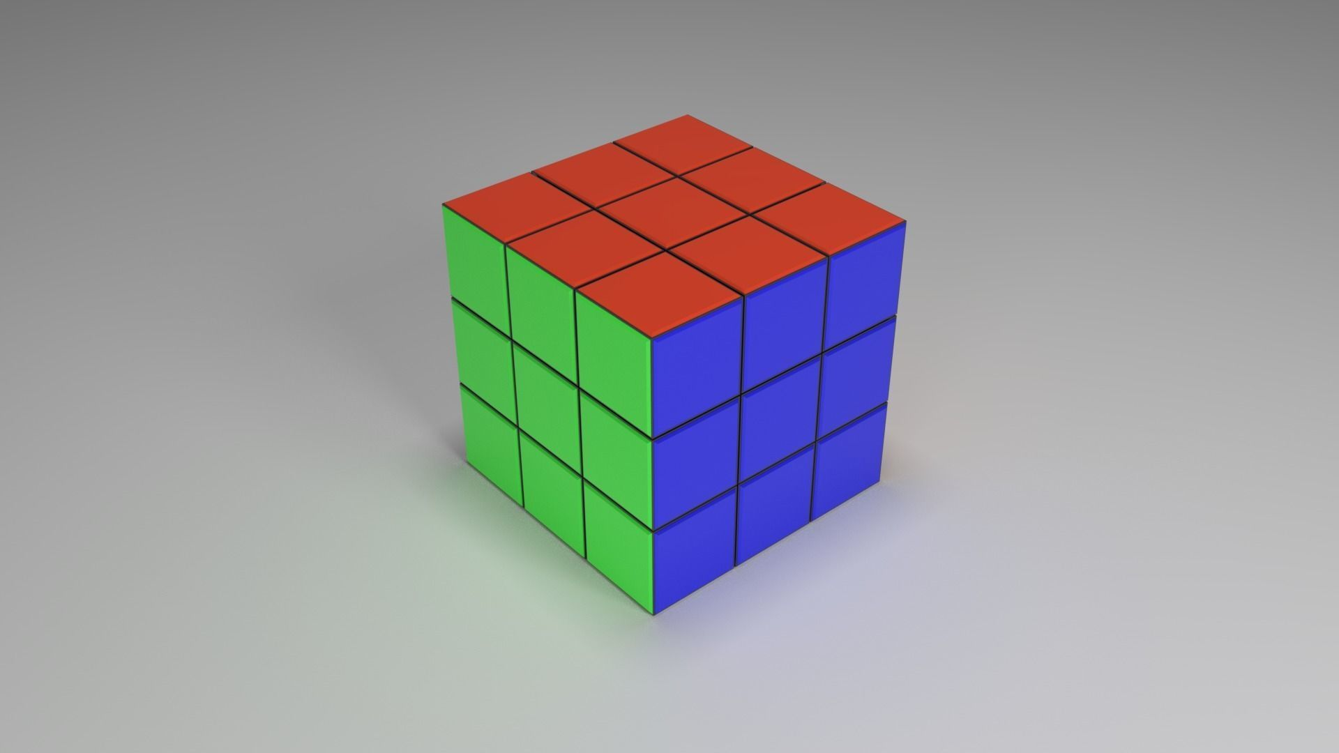 Other Rubik Cube 3d Cgtrader