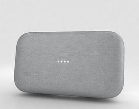 Google Home Max Chalk 3D speaker