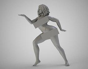 3D print model ballet Rhythm of Dance