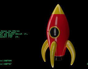 3D model Rocket 5