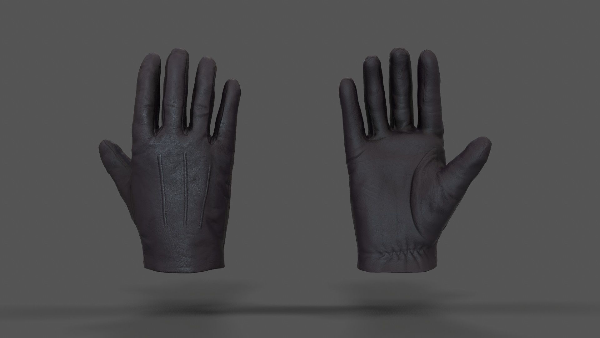 VR Hands - Leather Glove