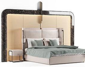 3D model Turri Eclipse Bed