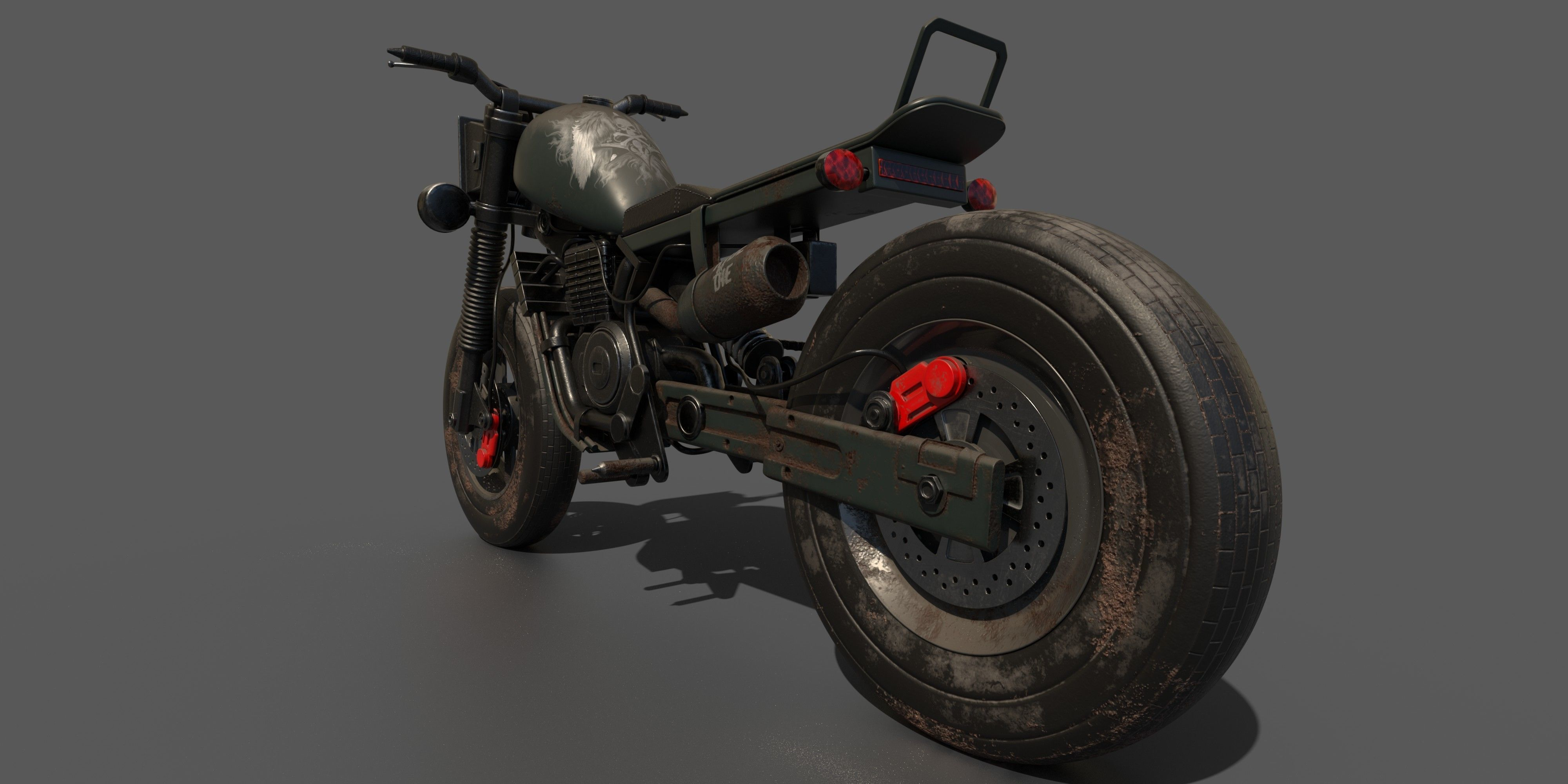 homefront motorcycle PBR
