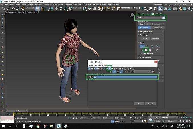 Avatar Arra | 3D model