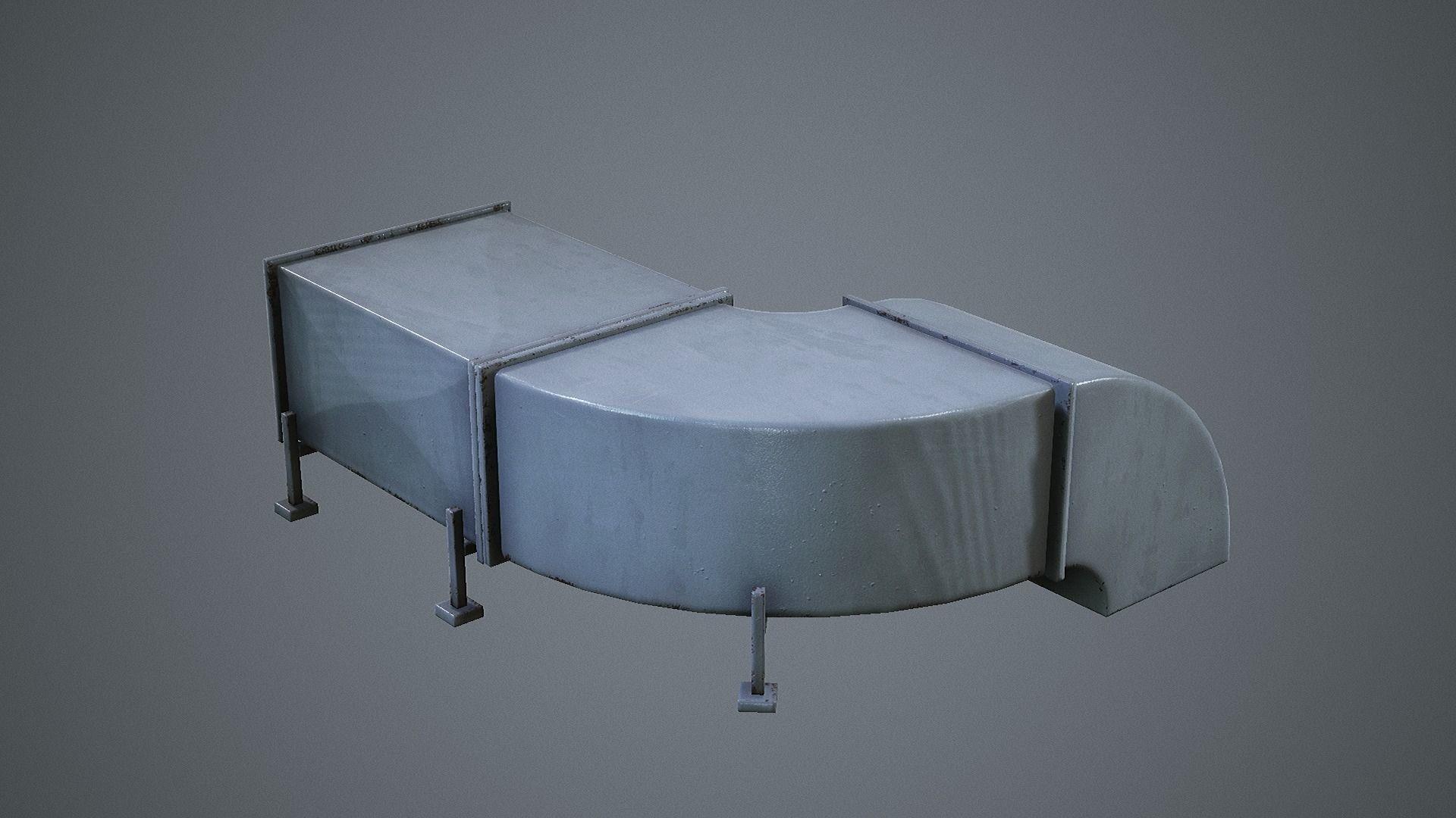 Air Conditioning Ducting HVAC Units