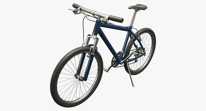 mountain bike 01 3d model max obj mtl fbx 1