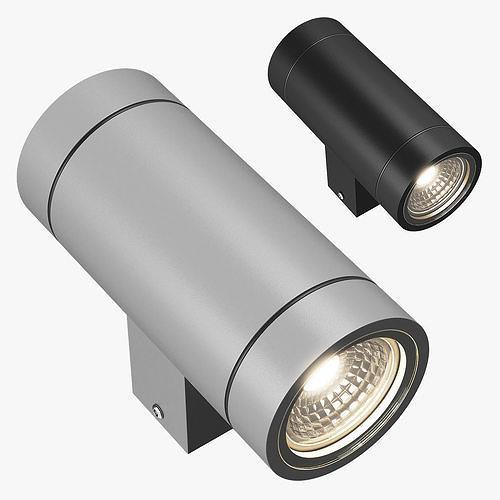 35160x paro lightstar wall street lamp 3d model max obj mtl 3ds fbx dwg mat 1