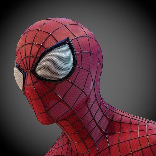 The Amazing Spider-Man Faceshell
