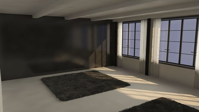 room and lighting