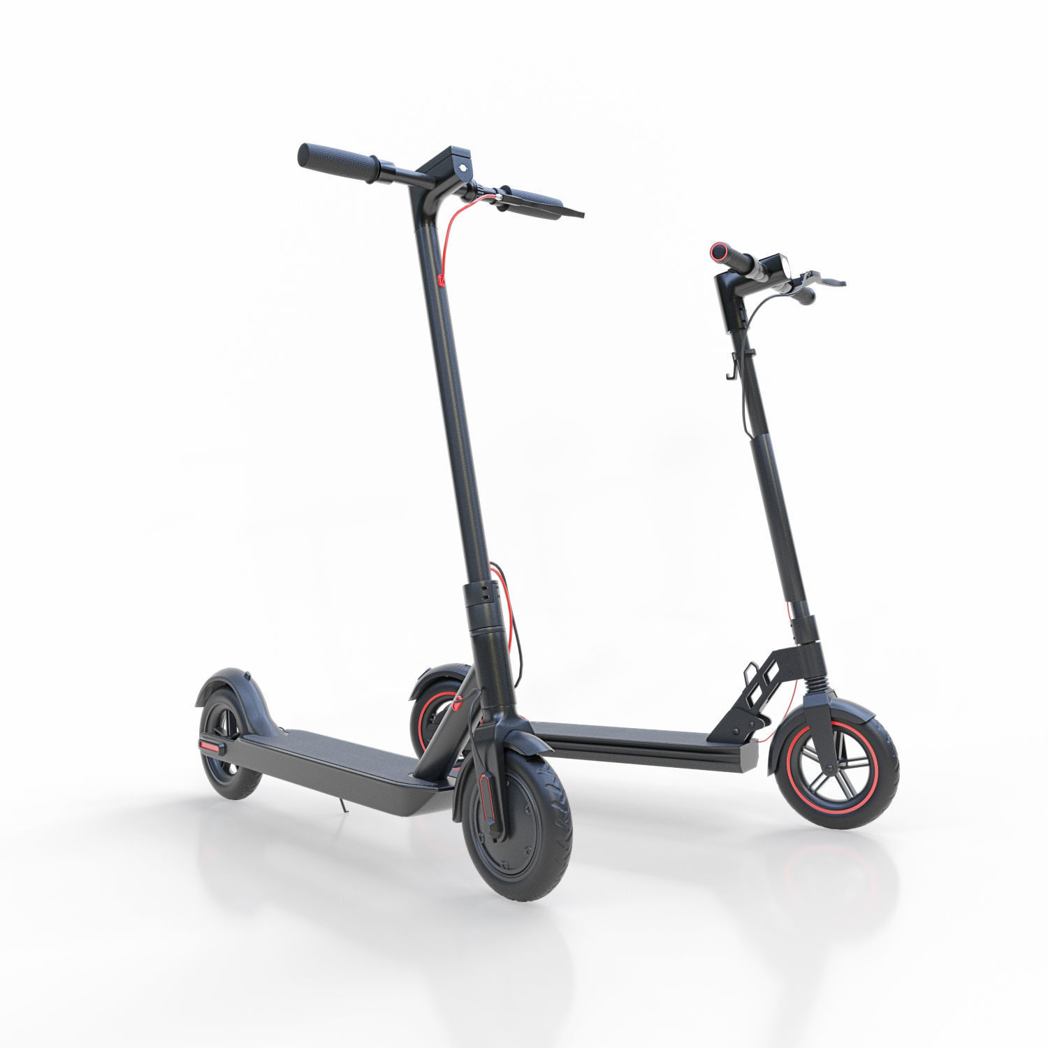 Set of electric scooters Xiaomi Mijia Scooter Unicool Foldable
