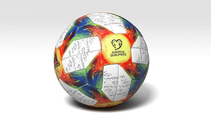 Euro Qualifier 2020 Official Ball Vray