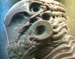 Traveler Head 3D printable model