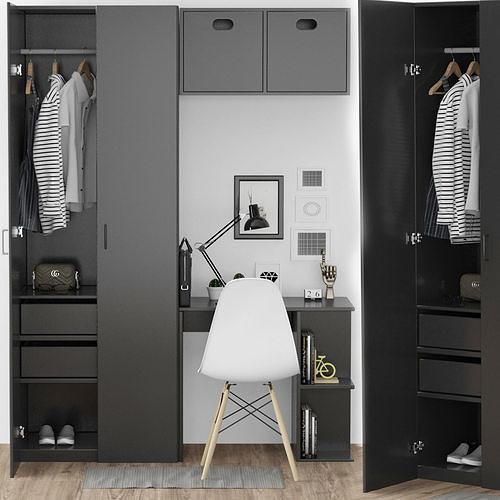 wardrobe tokstock  3d model max obj mtl 3ds fbx dwg mat 1