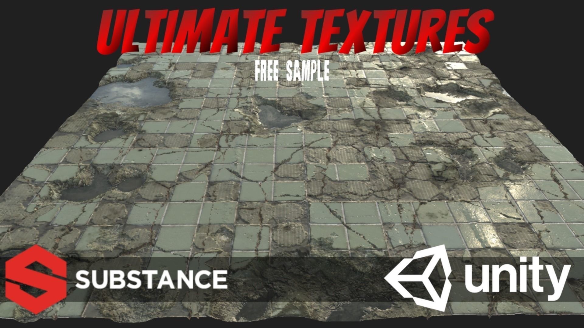 Ultimate Texture Library - FREE PBR SAMPLE