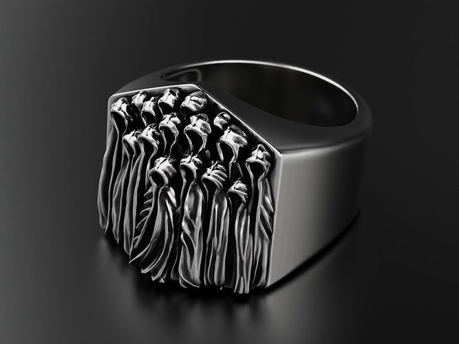 Creepy Ghost Ring New Update