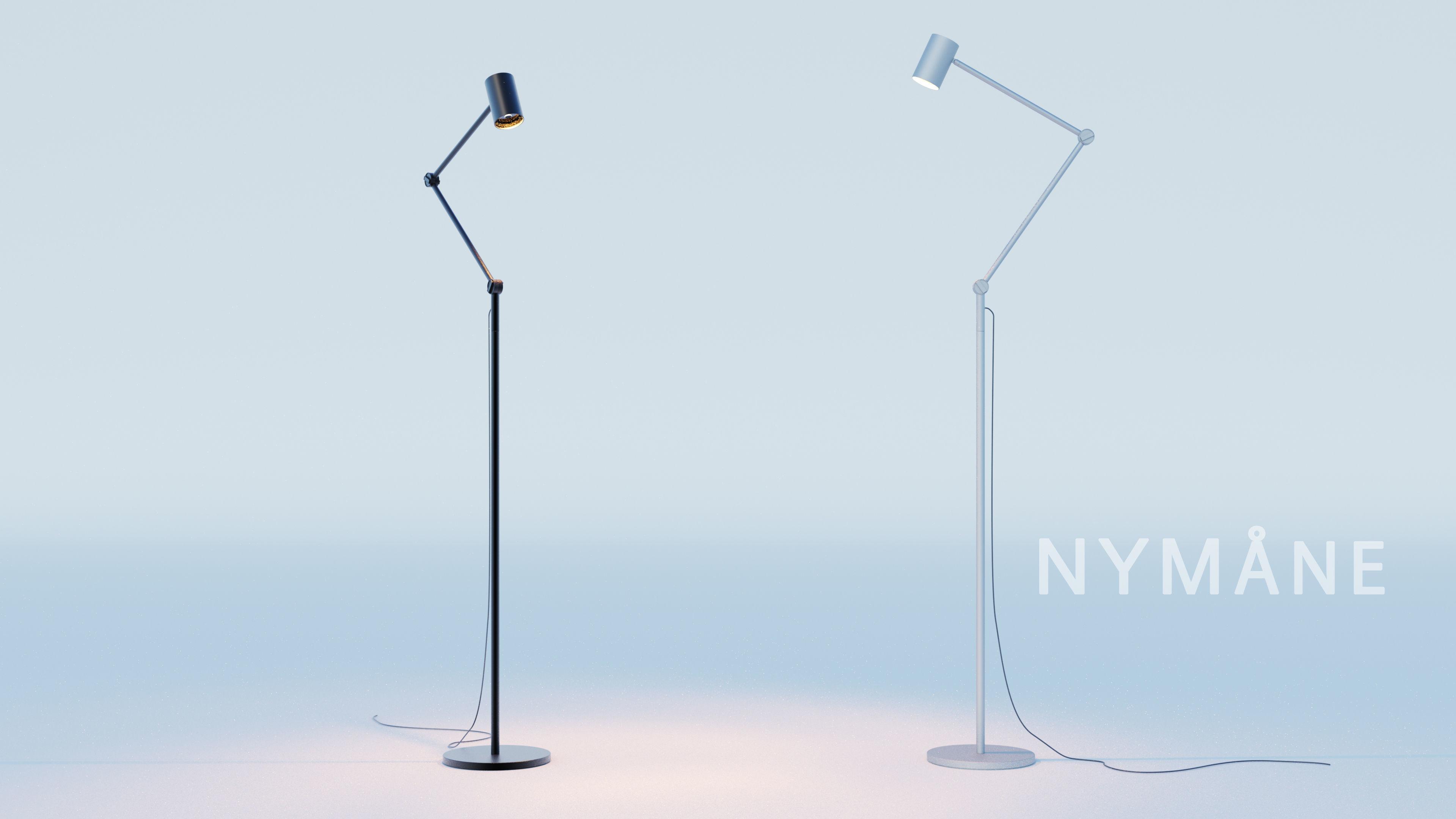 Nymane Ikea 2019 Floor Lamp Model