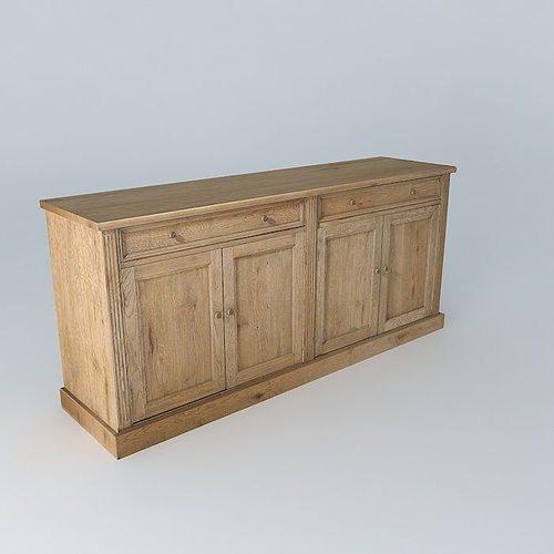 buffet guariche maison du monde ventana blog. Black Bedroom Furniture Sets. Home Design Ideas