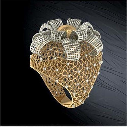 Fusion Turkish Ring For Ladies