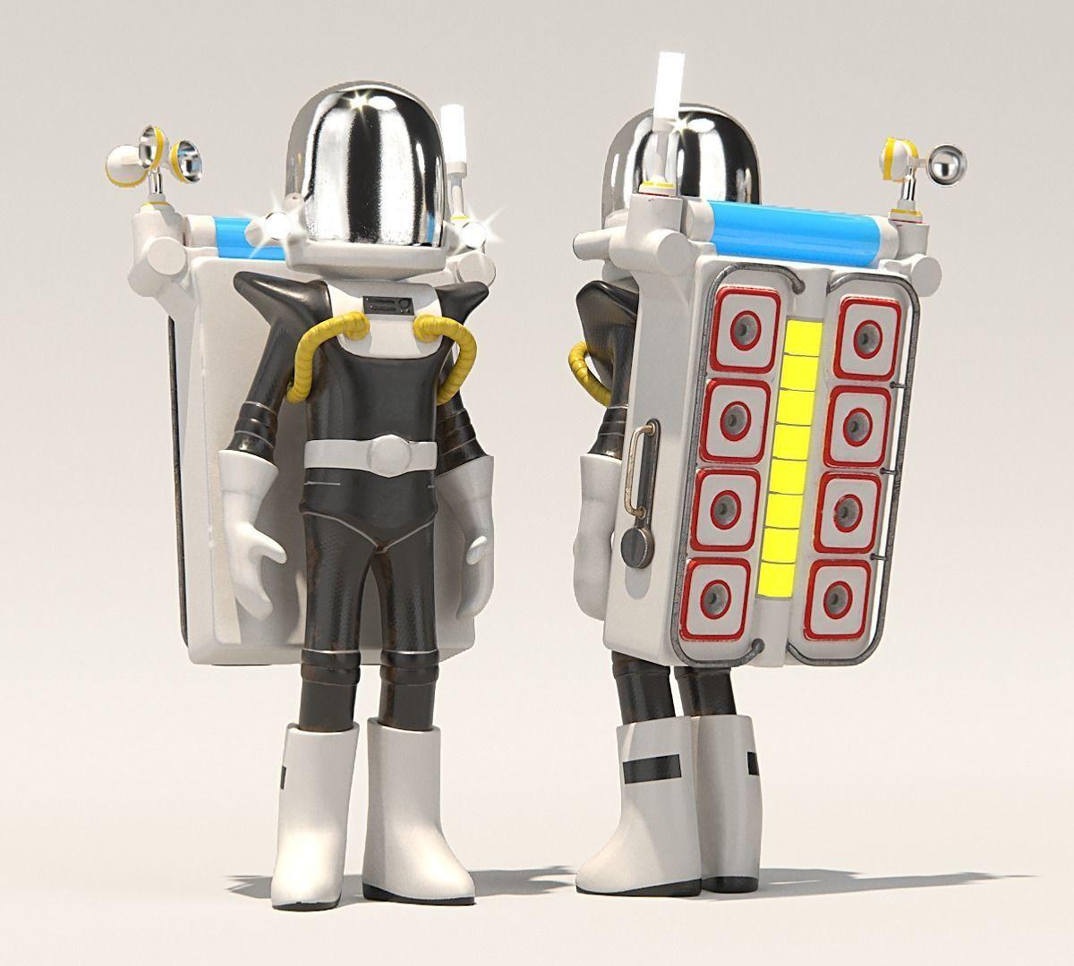 Astroneer | 3D model