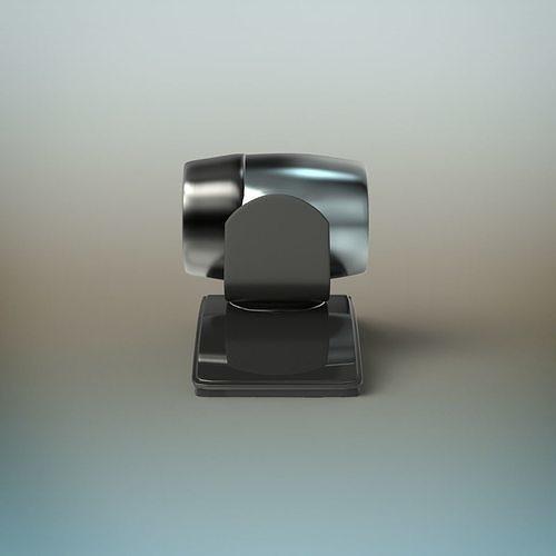 camera-3d-model-low-poly-max-obj-mtl-fbx
