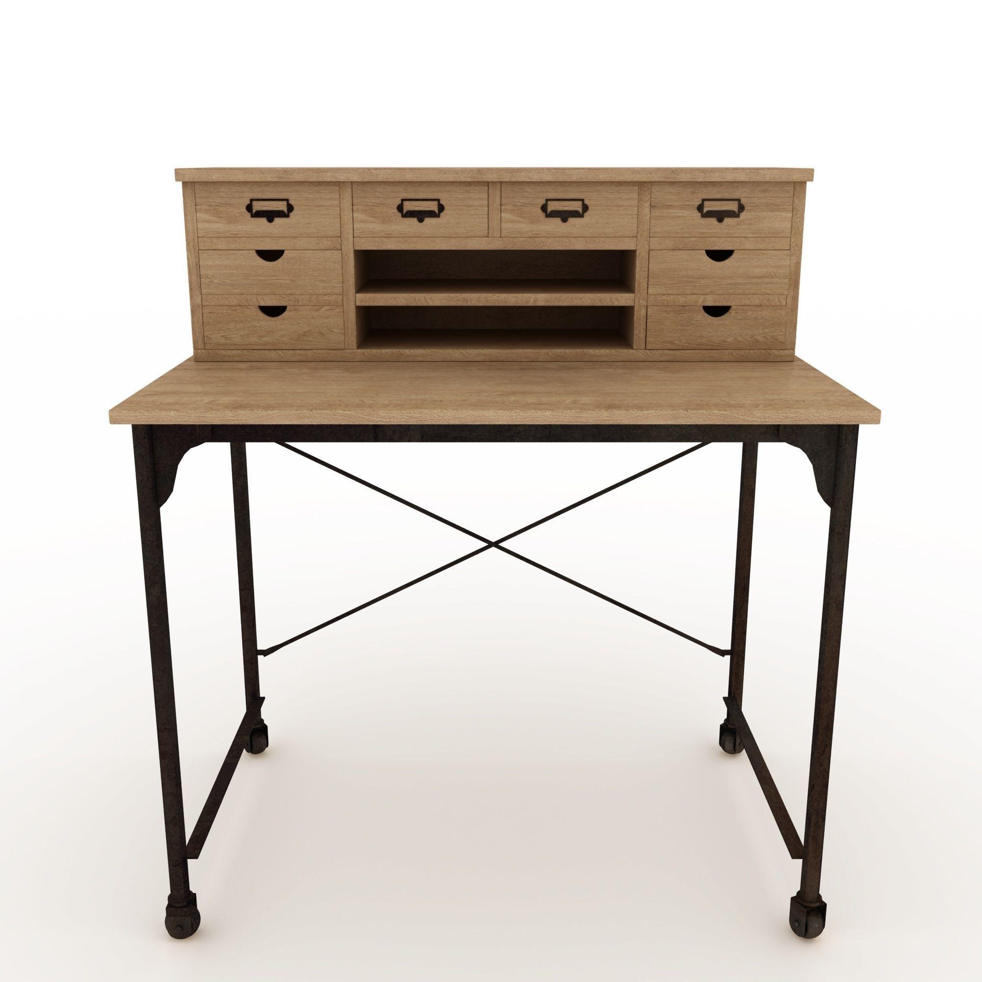 Maisons du Monde Archibald table