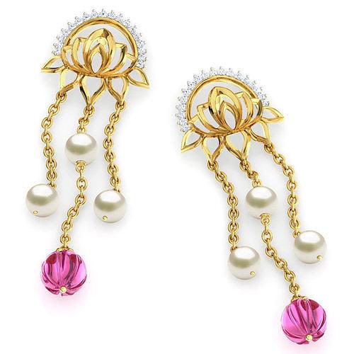 Rambha Drop Earrings