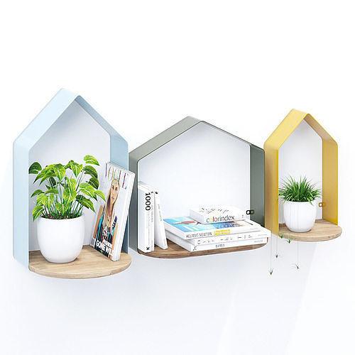 petite maison 3d model max obj mtl fbx mat 1