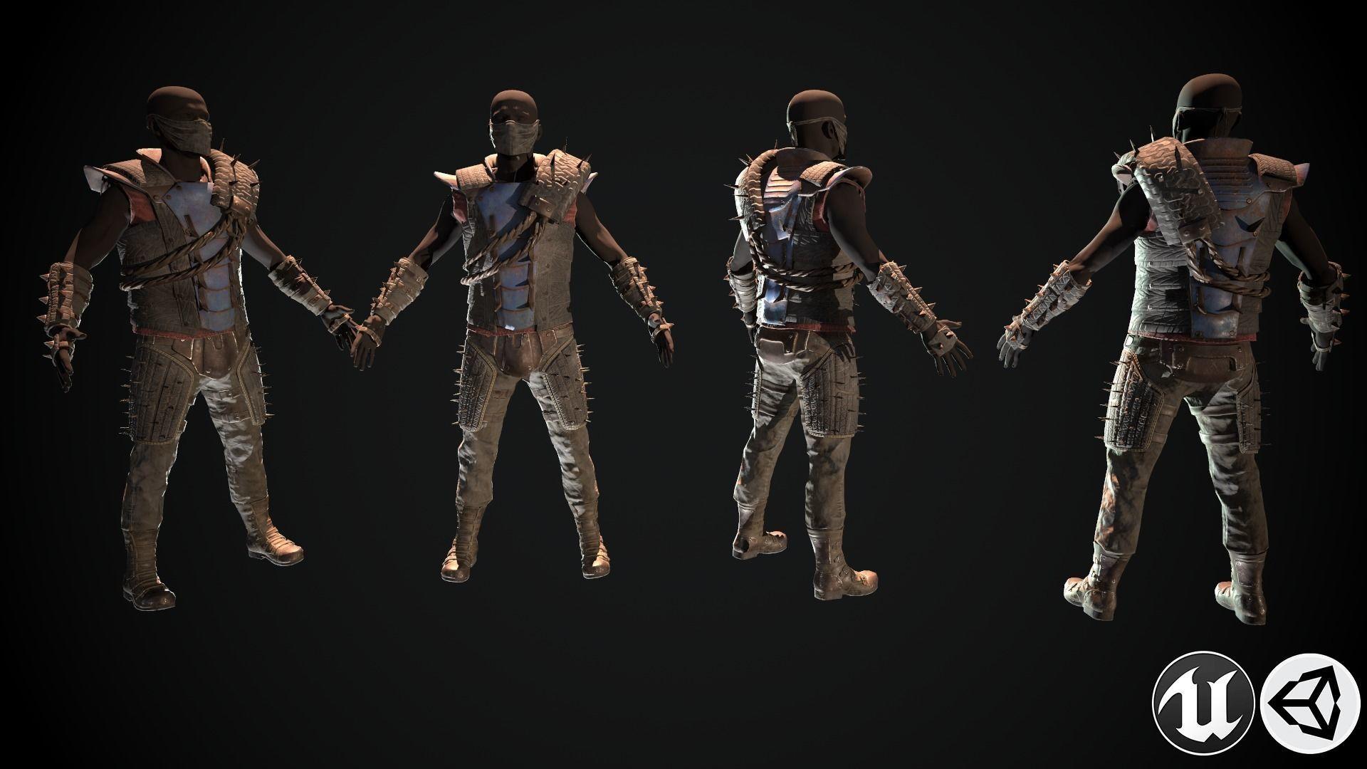 Skull armor 17