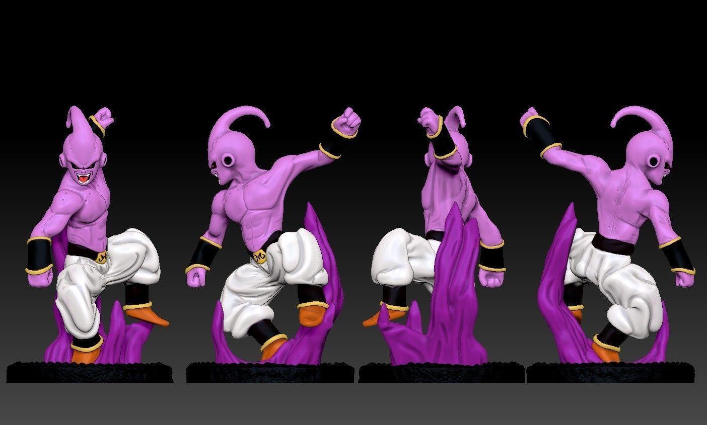 Kid Buu - Dragon Ball