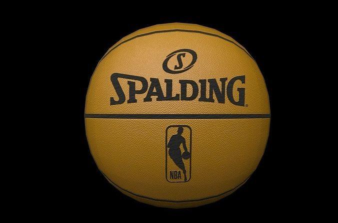 basketball lowpoly 3d model max obj mtl fbx 1