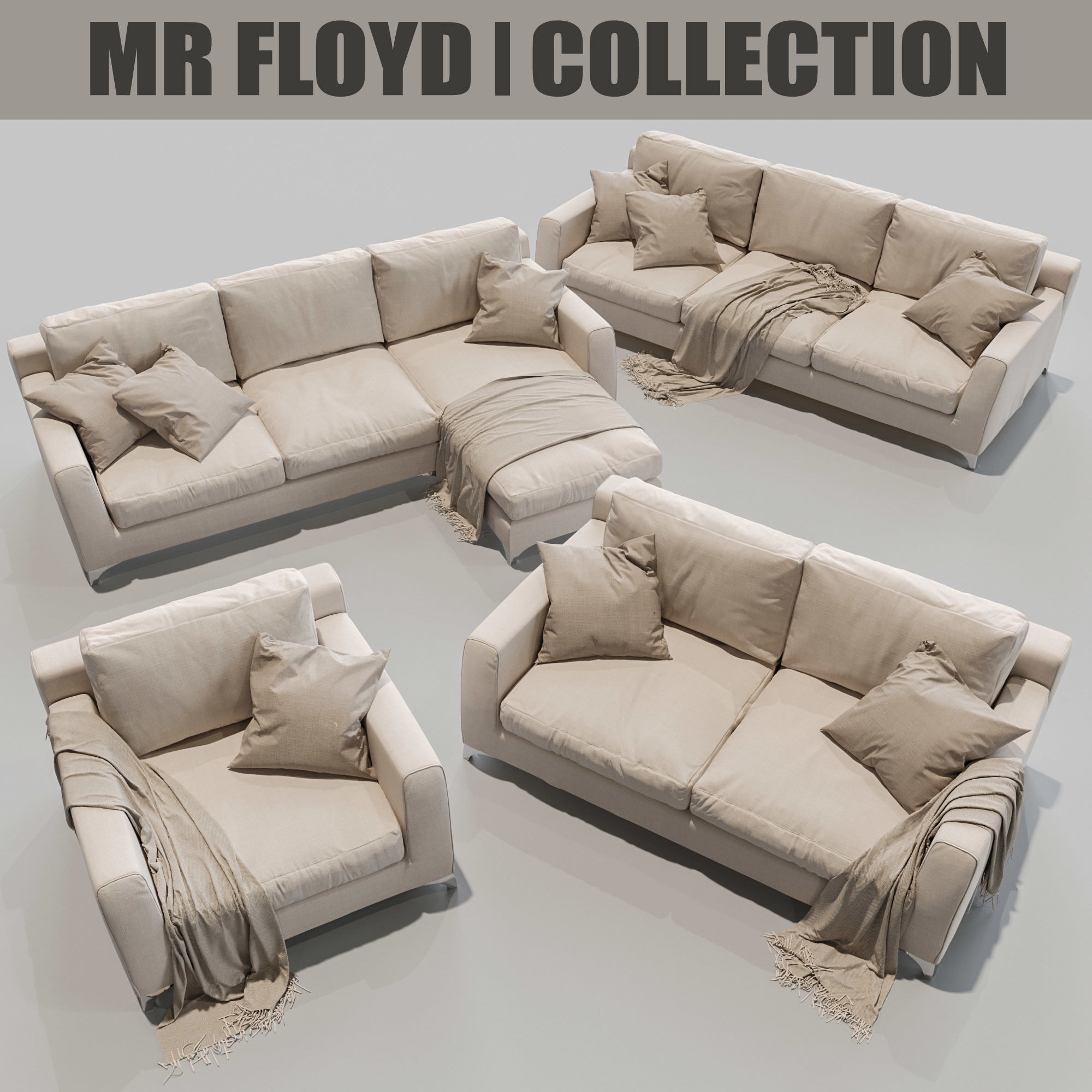 MR FLOYD - collection