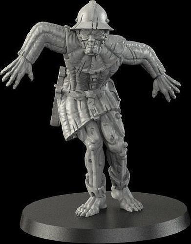 Medieval Ghoul 4