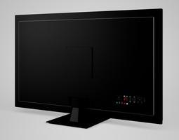 3D model CGAxis TV 04