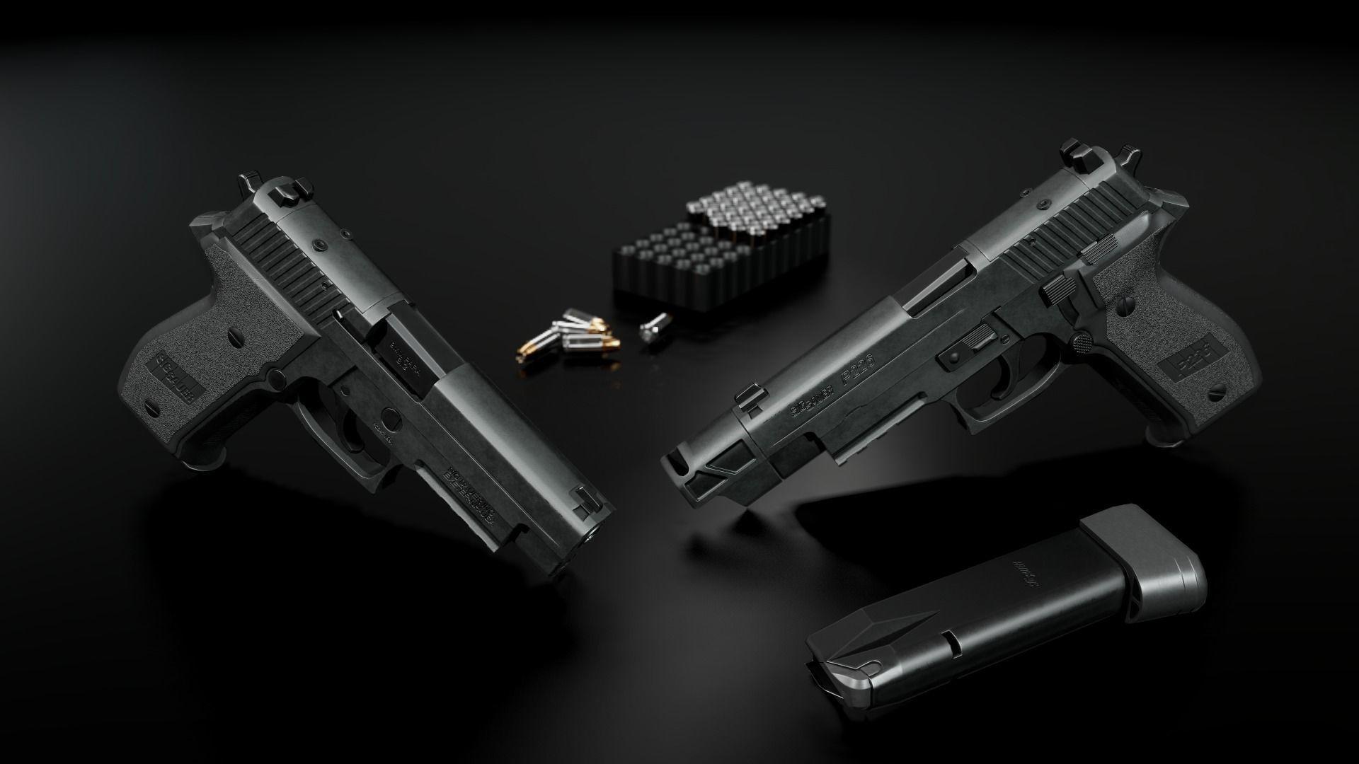 Sig Sauer P226 MK25 9MM Handgun