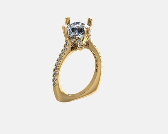 diamond Ring model 16