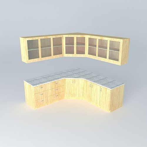 Single Kitchen Cabinet corner kitchen cabinets over 2100 downloads and not a single