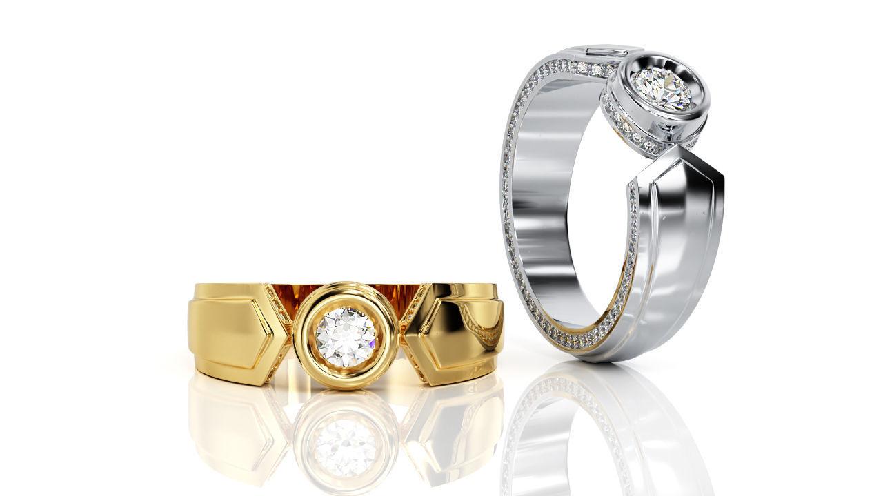 Ring R 0020