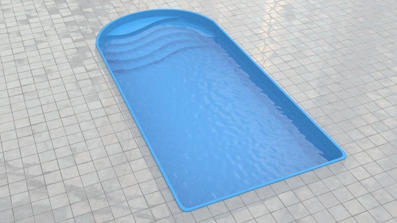 Swimming Pool | 3D model