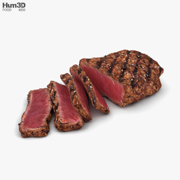 Medium Rare Steak