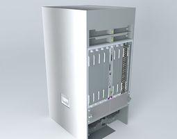 Cisco 7609s Router 3D