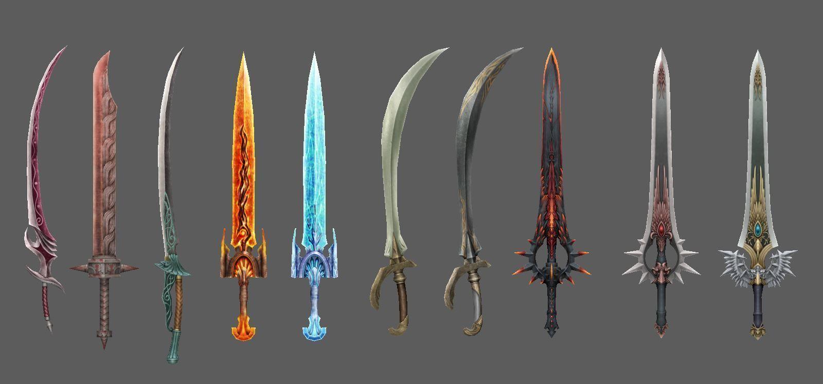 weapon sword