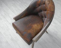 Loft Chair 3D model