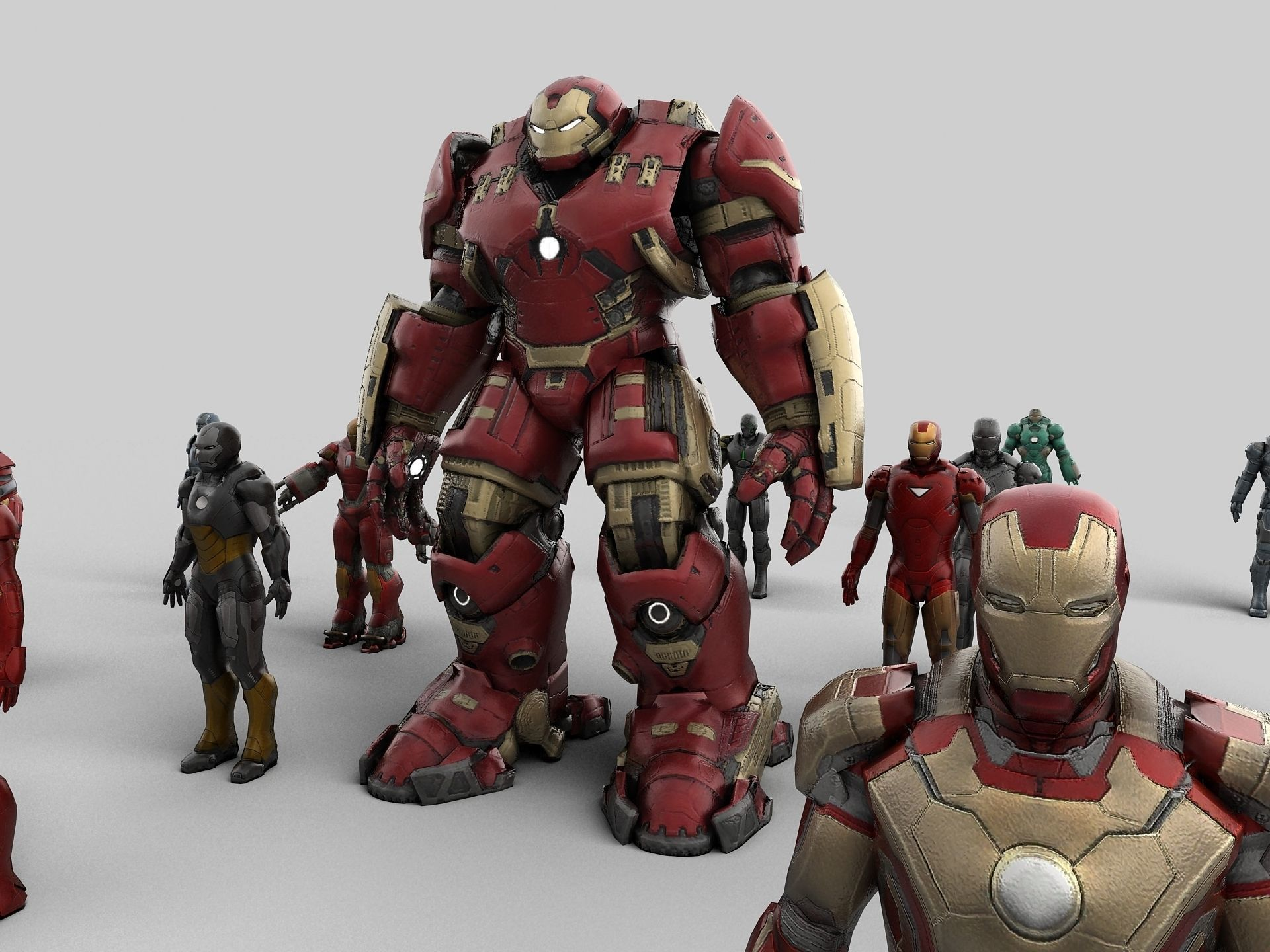 Iron Man Collection