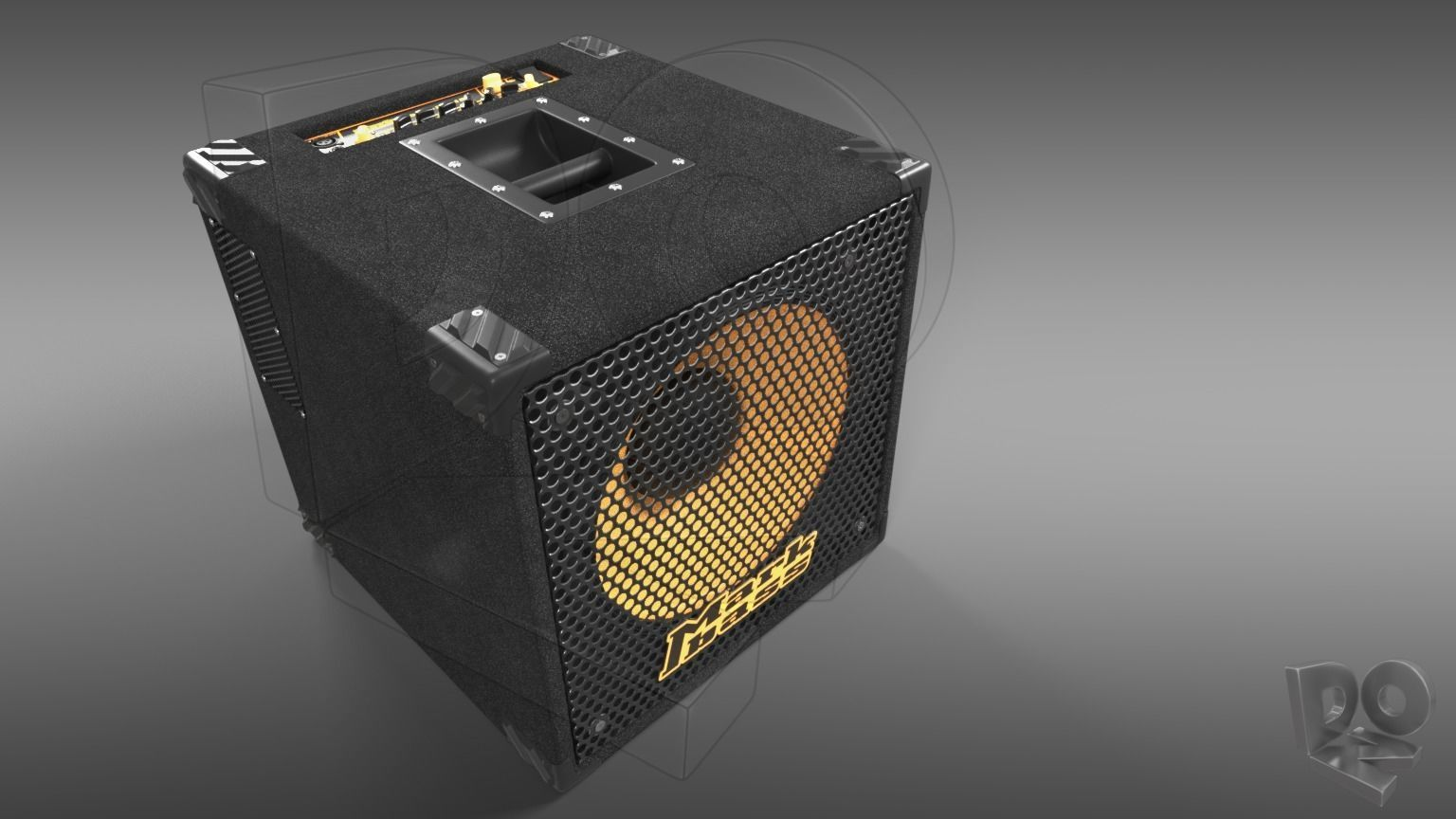 Bass Guitar Amplifier