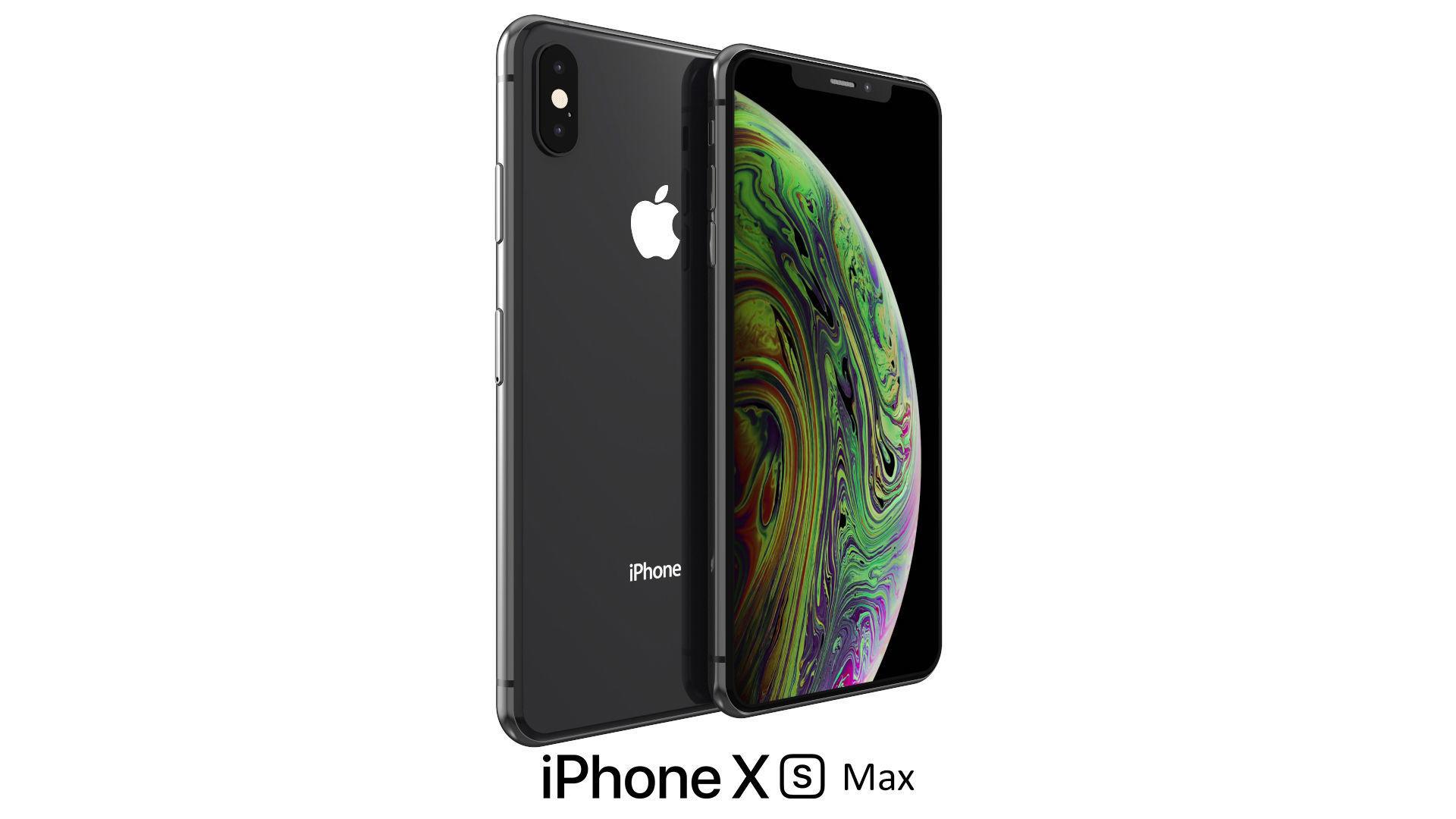 Apple iPhone XS Max Spacial Grey
