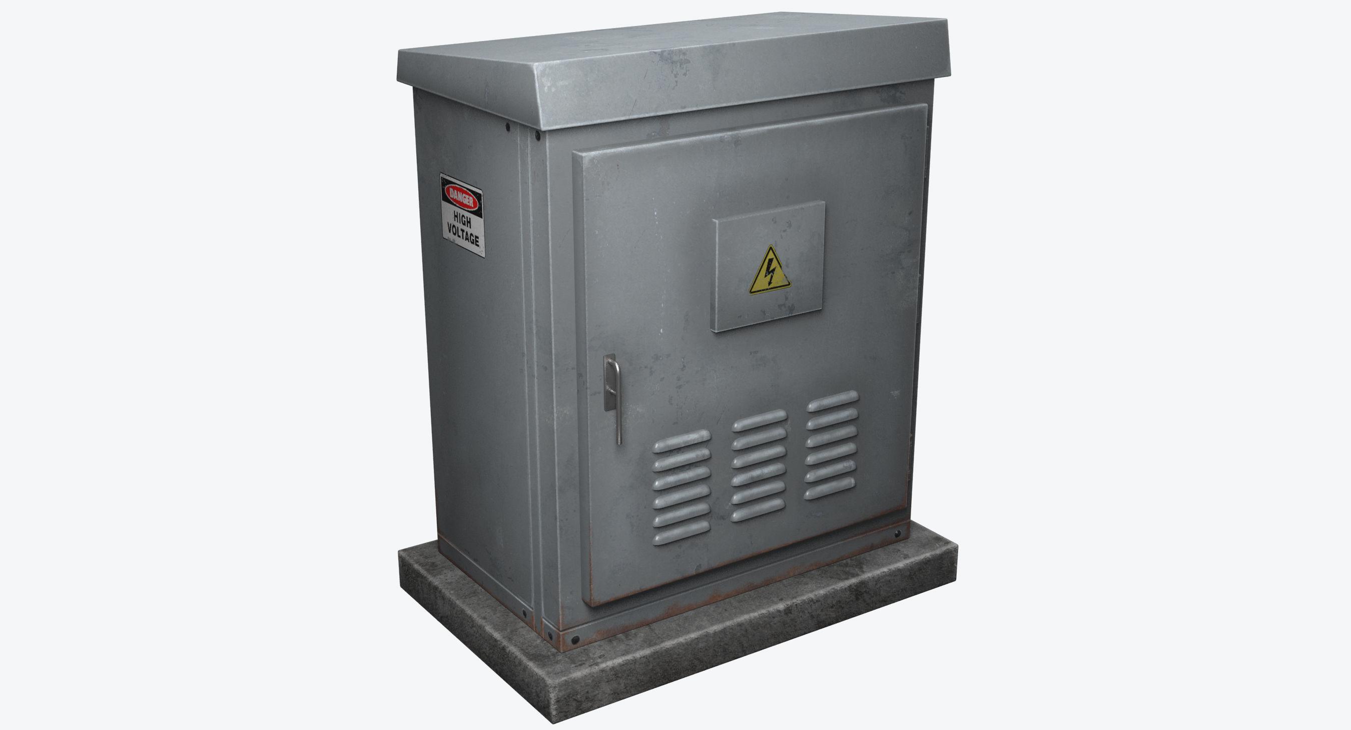 Electrical Box 3