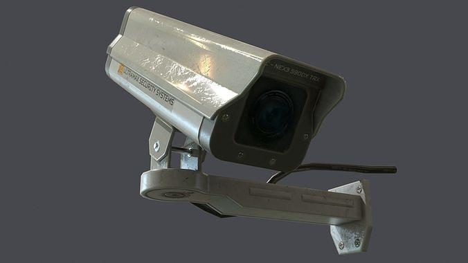 security-cameras-3d-model-low-poly-obj-m