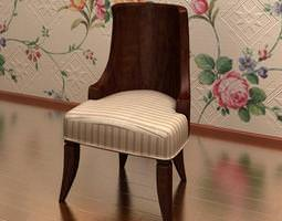 Chairs and Armchairs Collection 3D model