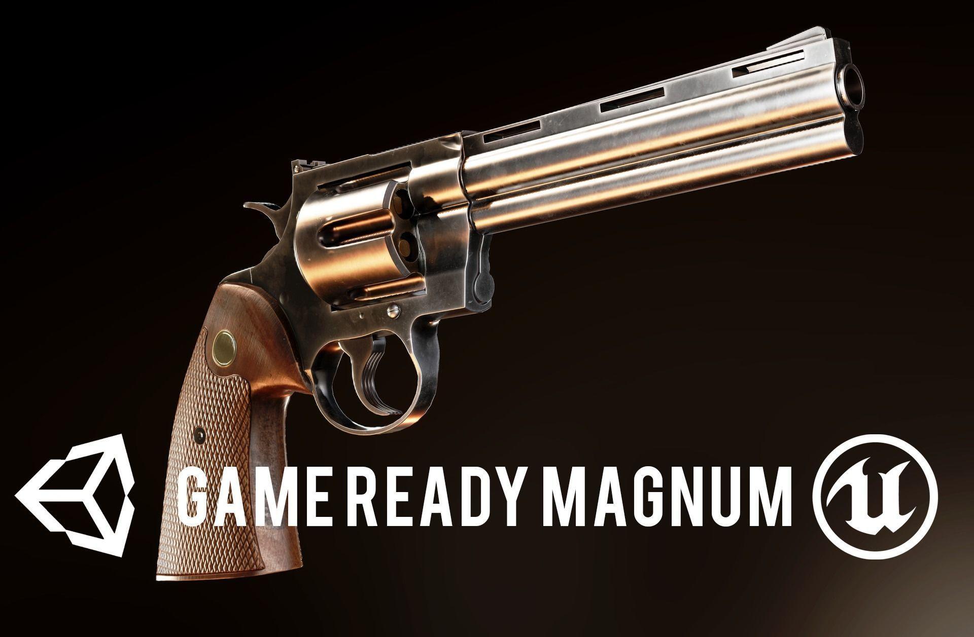 FPS Revolver Magnum 357